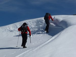 Climbing walking Yorkshire Dales